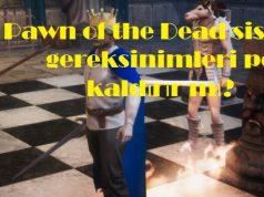 Pawn of the Dead sistem gereksinimleri pc kaldırır mı
