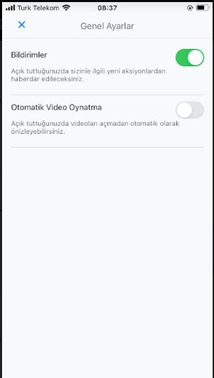 YAAY videolar otomatik oynamıyor