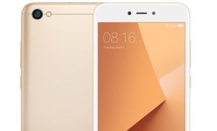 Xiaomi Redmi Note 5A format atma ve sıfırlama