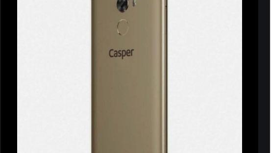 Casper Via P2 format atma ve sıfırlama